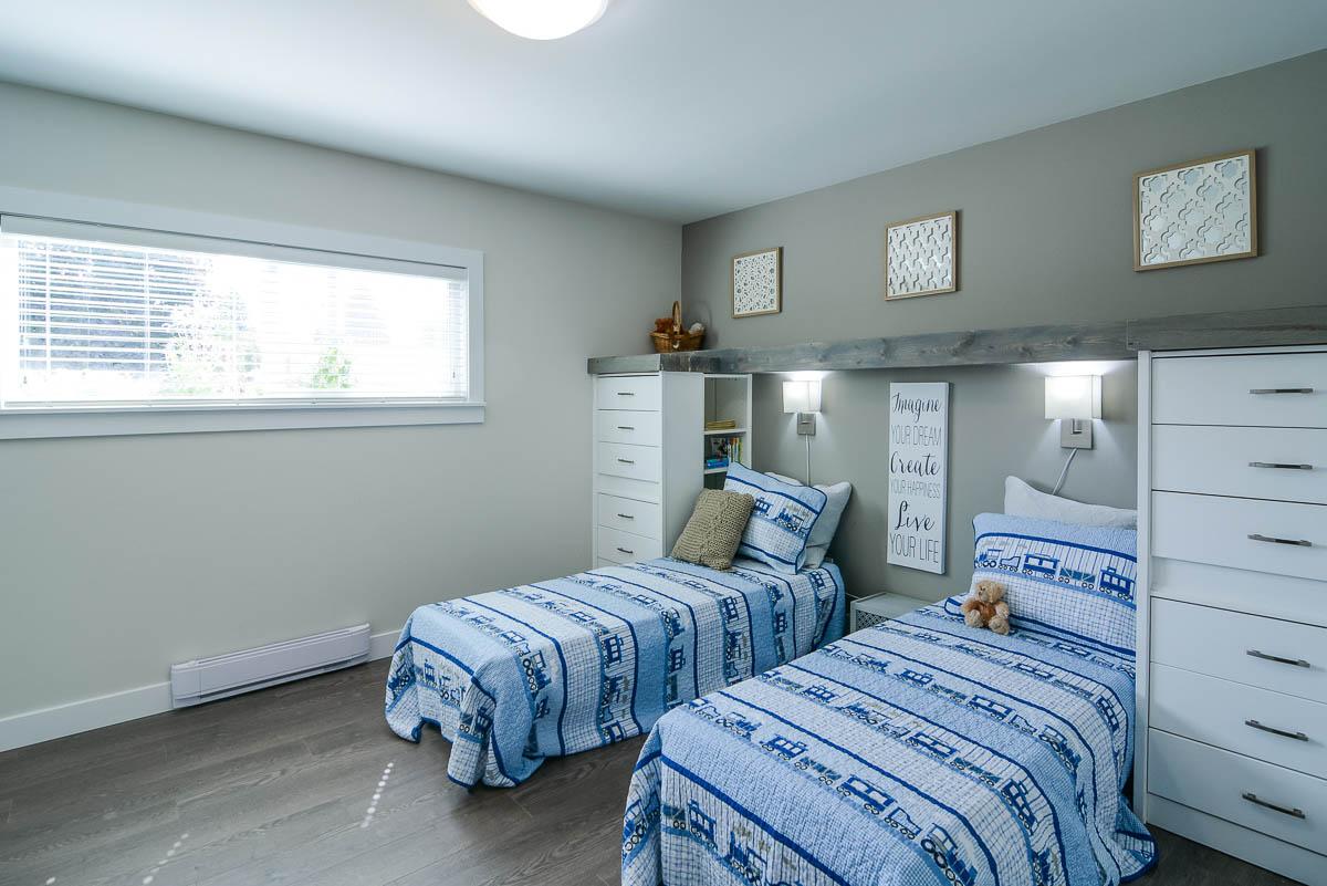 Custom Bedroom Renovation