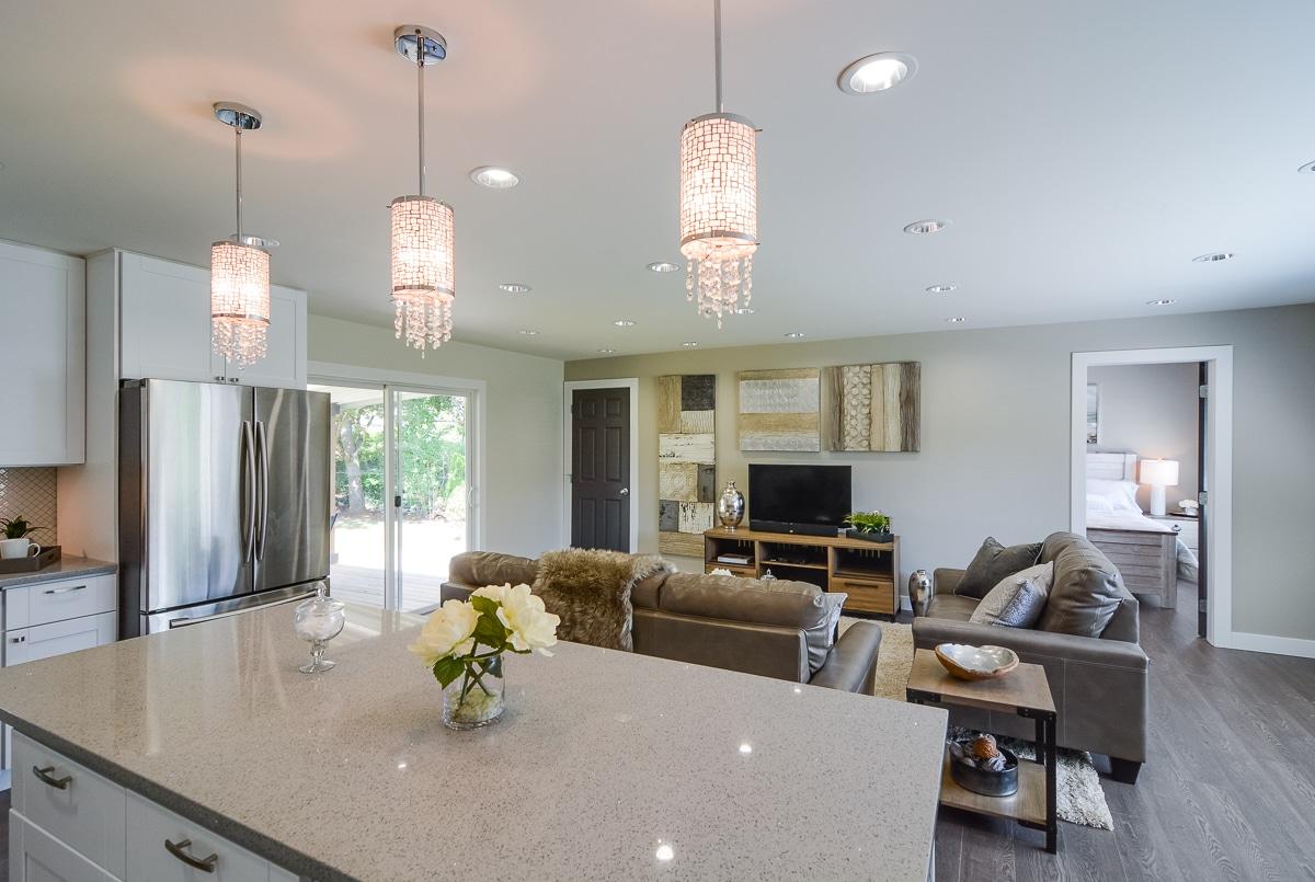 Full Scale Renovation, Living Room Renovation