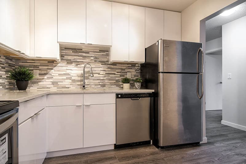 Renovated Kitchen In Abbotsford